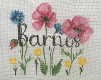 Barnes Needlepoint (Or your choice of word)