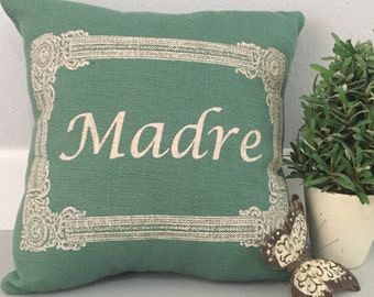 Madre/Mother Pillow