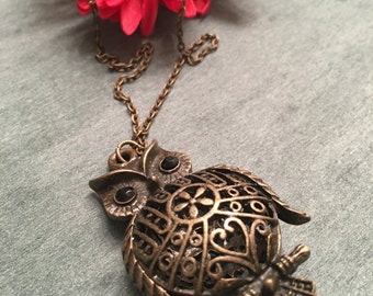 Owl antique