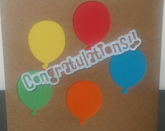 Personalised Greeting Cards, Personal message included as per request