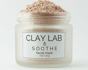 SOOTHE Calming Clay Facial Mask