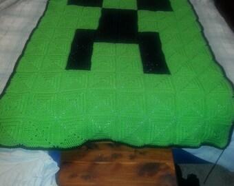 Minecraft blankets