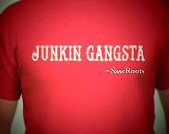 SR Junkin Gangsta (Red)