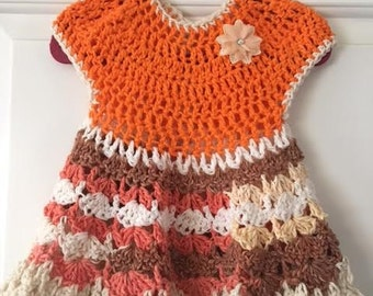 Baby Croche dress