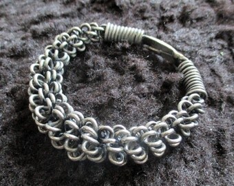 Antique Chinese Miao tribe bracelet
