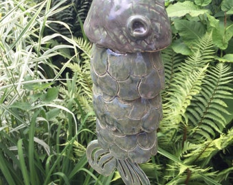 Wind chime fish