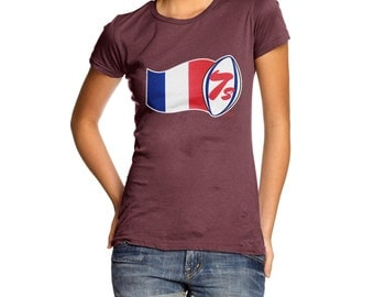 Women's Rugby 7S France T-Shirt