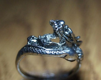 Fire Dragon Ring