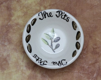 The Pits Dish