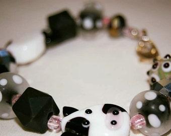 Merry Moo Bracelet