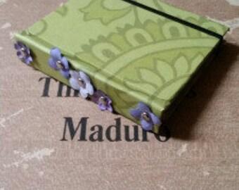 Miniature Flower Journal