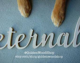 Eternal Wood Cutout