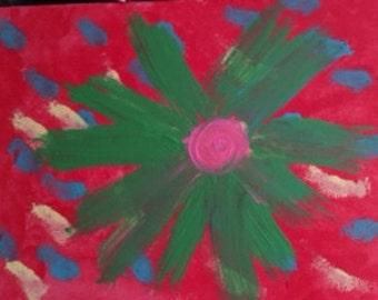 EXPLODING FLOWER 6