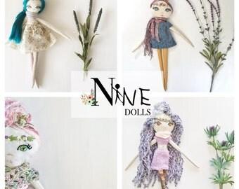 CUSTOM Nine Doll