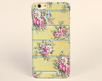 Yellow Flowers Floral Rose iPhone 8 case, iPhone X case, iPhone 7 plus case, iPhone 6s case tough case samsung galaxy s8 case, phone case
