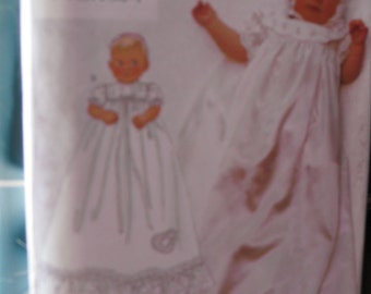 Pattern BUTTERICK 6609 (baptism dress)