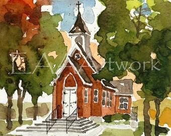 Holy Family Catholic Church, Davidsonville, MD
