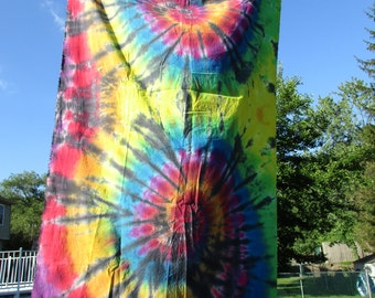 Double Spiral Tapestry