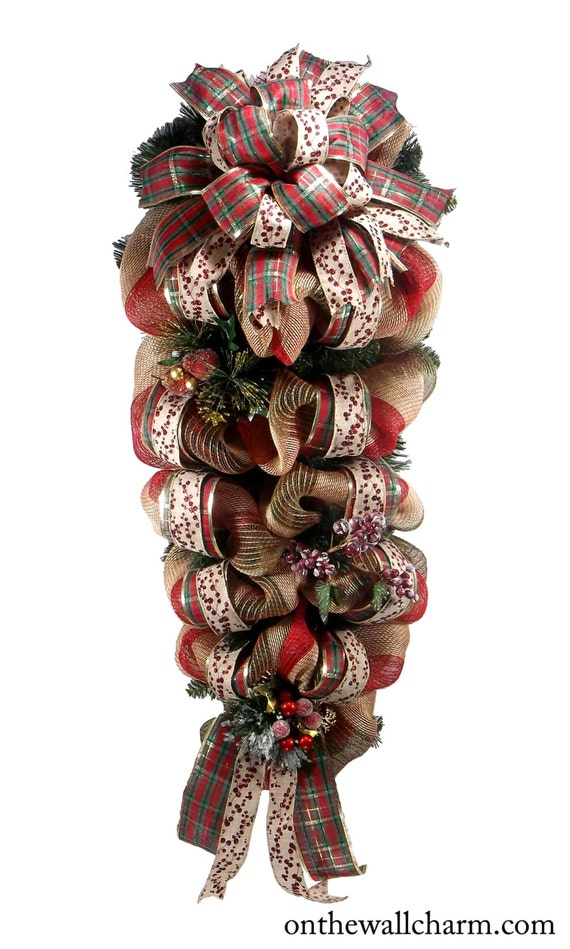 Old Fashioned Christmas Wreaths