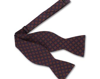 Mens Bow tie. Wedding Bow tie.