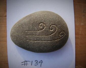 clean air votive/wish stone
