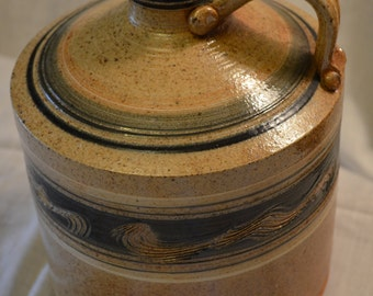 Vintage Hand Made Ceramic/Stoneware Jar/Jug
