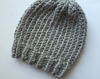 Organic Cotton Baby Hat Knitted Hat Boys Girls Hat