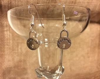Forever Sterling Silver Earrings