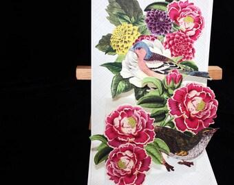 Handmade Pop-up Greeting Card - Anna Griffin Friends