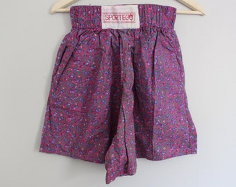 80's Gym Shorts