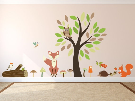 childrens bedroom wall stickers kids wall decals for bedroom children s rabbit wall stickers by koko kids