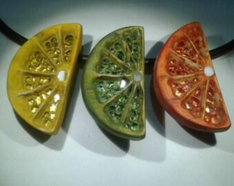 Citrus Pendants. ..