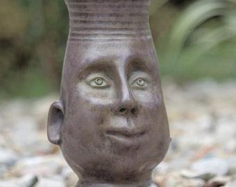 Garden Guardian - Stoneware - Vase