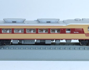 Del Prado K1HA 81 series Locomotive from Japan