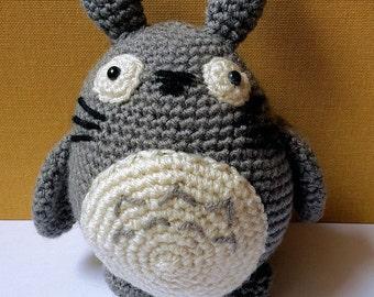 My Neighbor Totoro Crochet Amigurumi - Ghibli