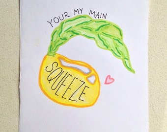 Lemon 'Your My Main Squeeze'