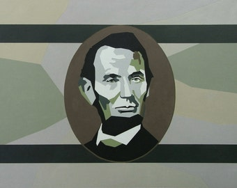 Abe (As seen on the five dollar bill)