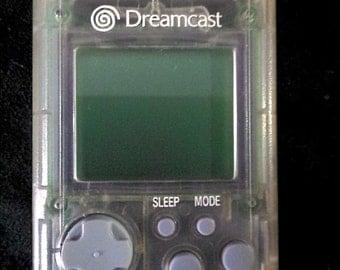 Sega Dreamcast VMU Visual Memory Unit | Seaman ~Forbidden Pet~ Limited Edition