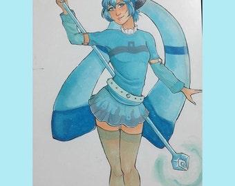 Original Character Artwork