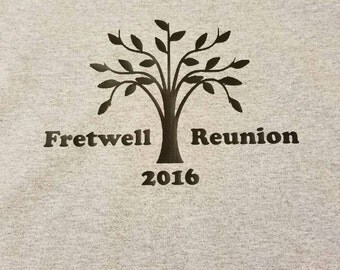 Fretwell Family Reunion Shirt