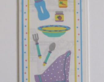 Mrs Grossman's Sticker Sheet Baby Accessories Unopened Package - 1 Sheet