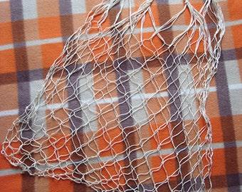 Set of 2 vintage avoska bags - Eco shopping bags - USSR shopping bags