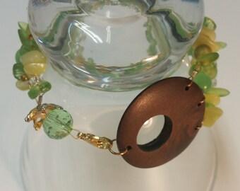 Forest Spirit Bracelet