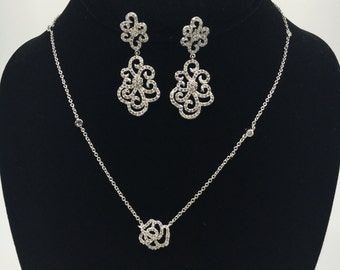Chanel Necklace Set