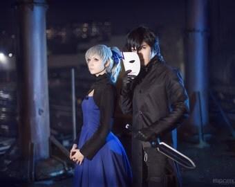 costume Darker than black - Hei (anime cosplay)
