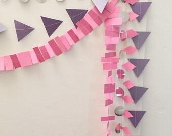 Decorative Paper Garland