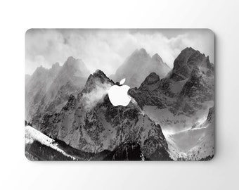 MacBook Top Skin Vinyl Sticker Cover Laptop Skin Decal-Mountains