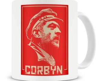Jeremy Corbyn Corbynista Mug Jez We Can Mug Labour Leader Gift Present