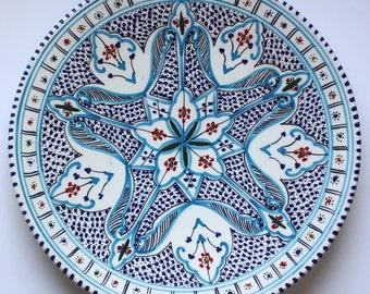 Platter Tunisian