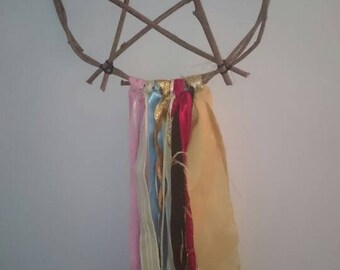 Woven Pentacle